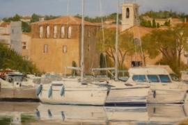 Le port de Ste Maxime 2