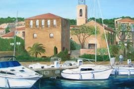 Le port de Ste Maxime 1