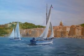 Promenade en mer - St Tropez