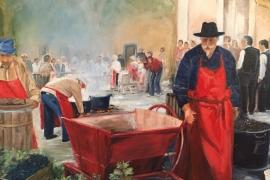 Fête du vin cuit au Plan-de-la-Tour
