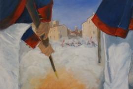Les bravades de St Tropez