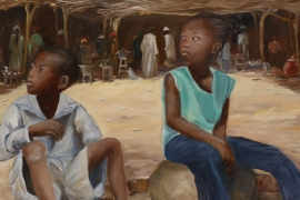 Les enfants africains