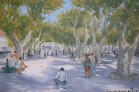 Place des Lices - St Tropez